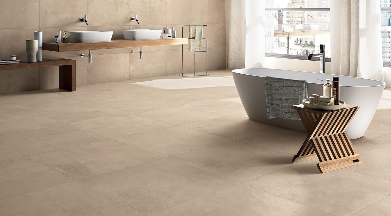 bathroom trends 2021 open-space-minimal-interio