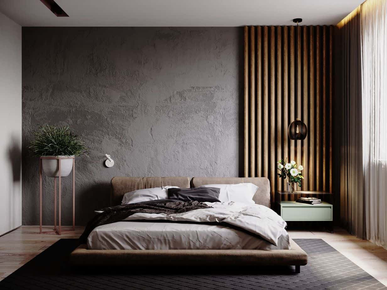 bedroom design ideas 2021 modern rustic interior