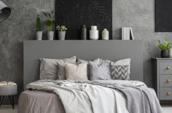bedroom trends 2021 grey palette interior