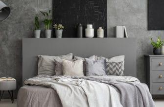 bedroom trends 2021 grey palette interior