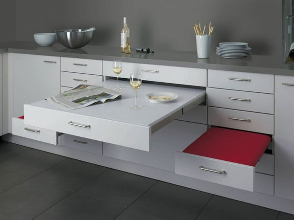 Creative Drawer for small kitchen 2021