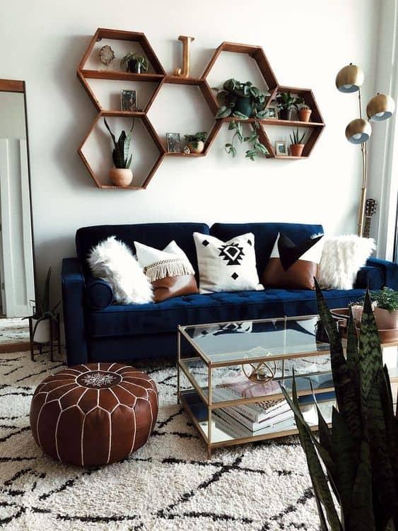 design trends 2021 bohemian style interior decor