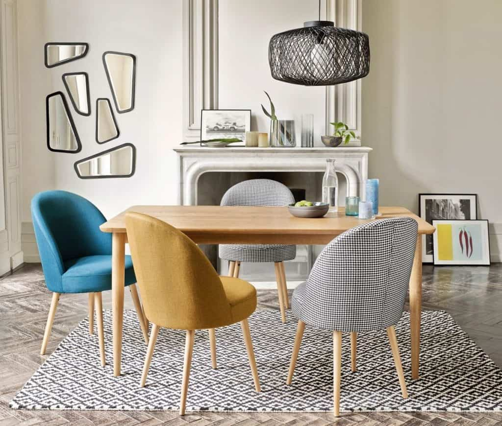dining room trends 2021 mix and match chairs