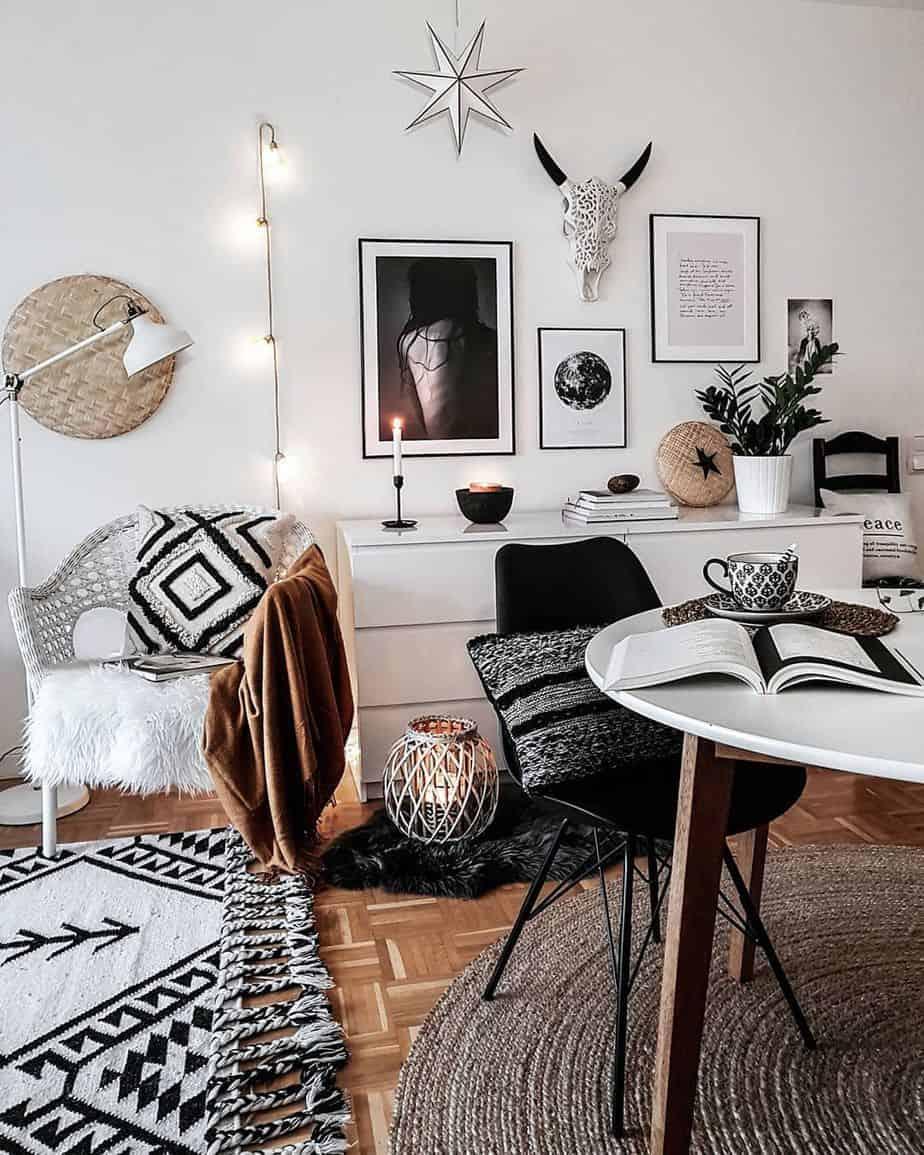 living room decor 2021 bohemian decor
