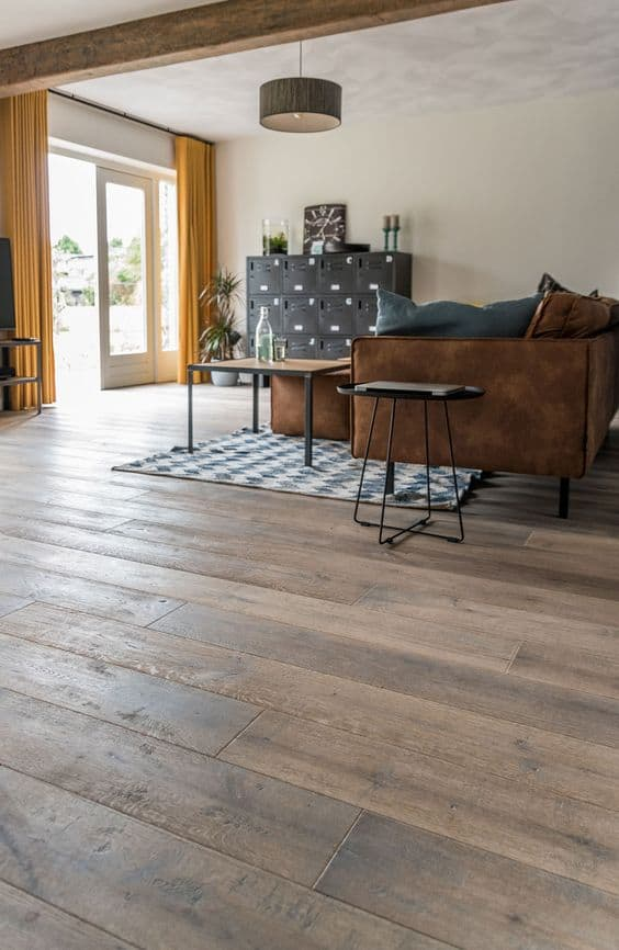 matte oak wood floors 2021