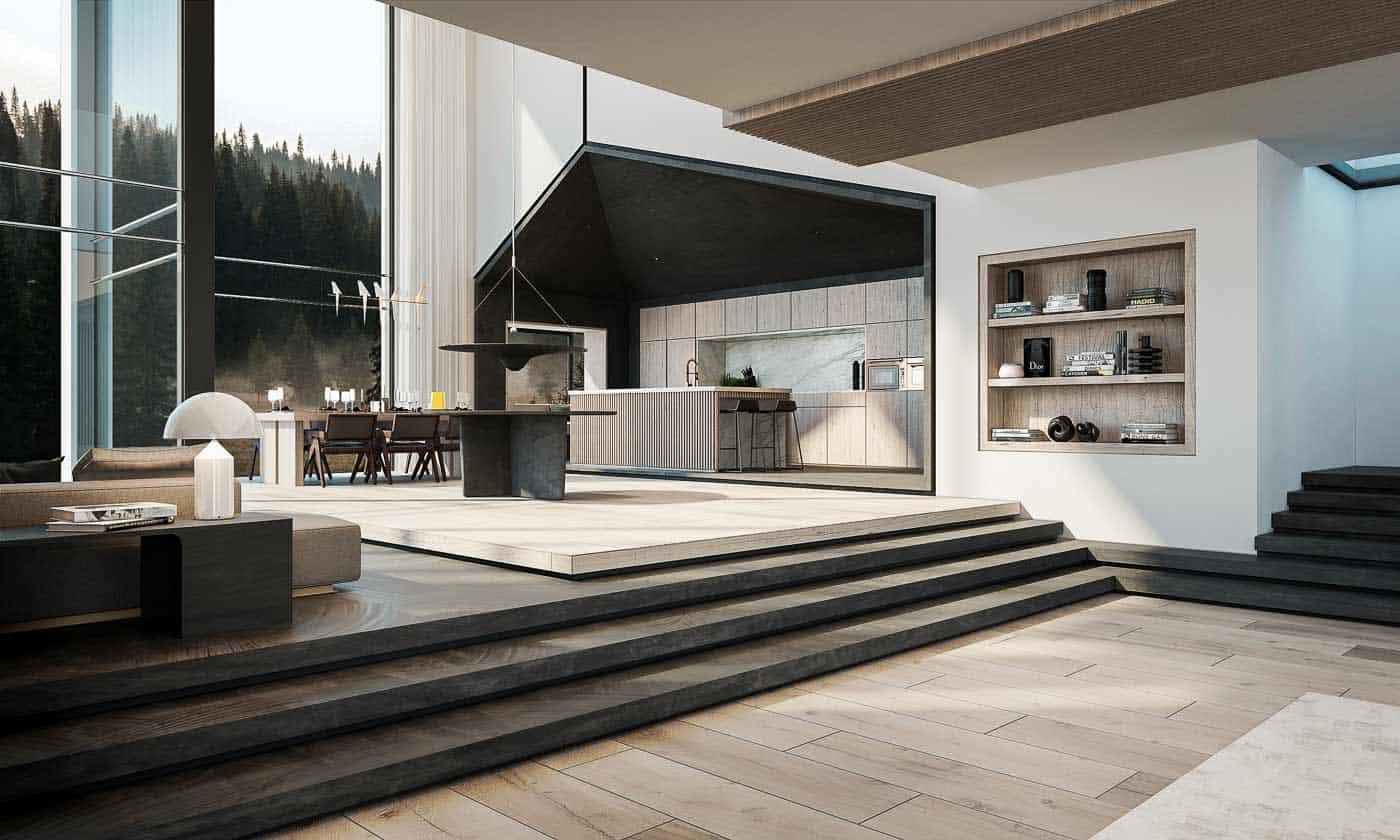 minimal house design 2021