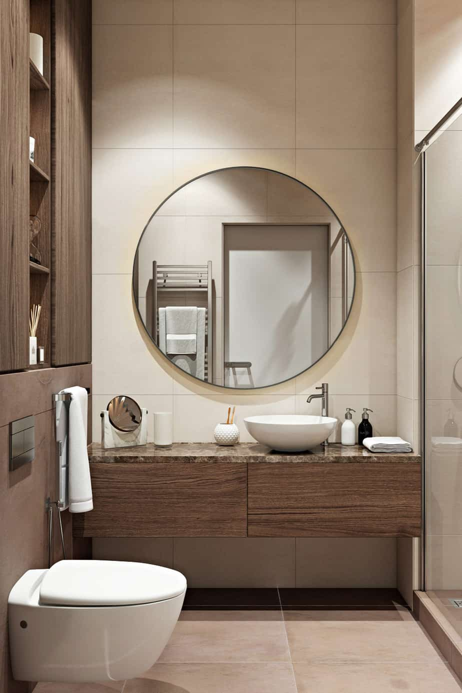 Mirror for Small Bathroom 2021