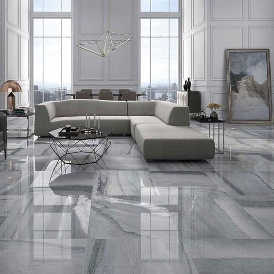 modern flooring trends 2021 ceramic flooring for living room