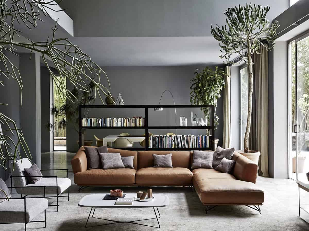 modern living room 2021 with personality and style