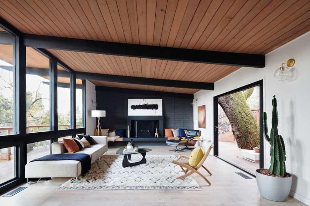 house design 2021 modern mid century