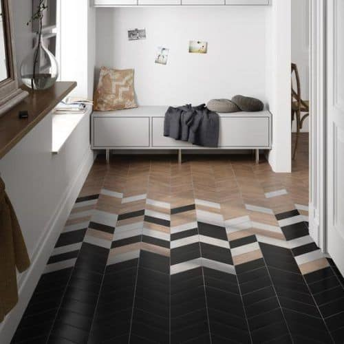 popular flooring options 2021 combined materials