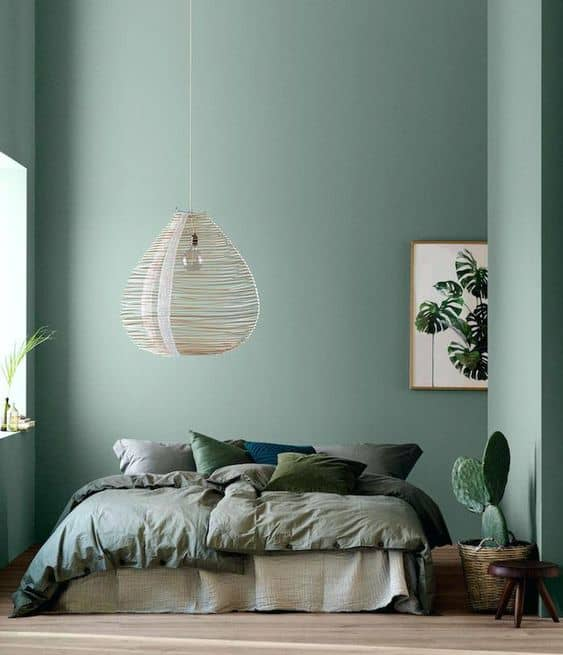 sage green bedroom ideas 2021