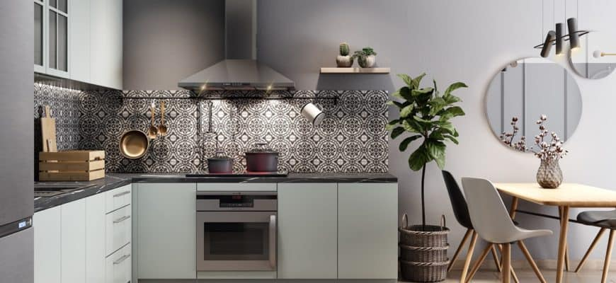 Small kitchen ideas 2021 trends and solutions