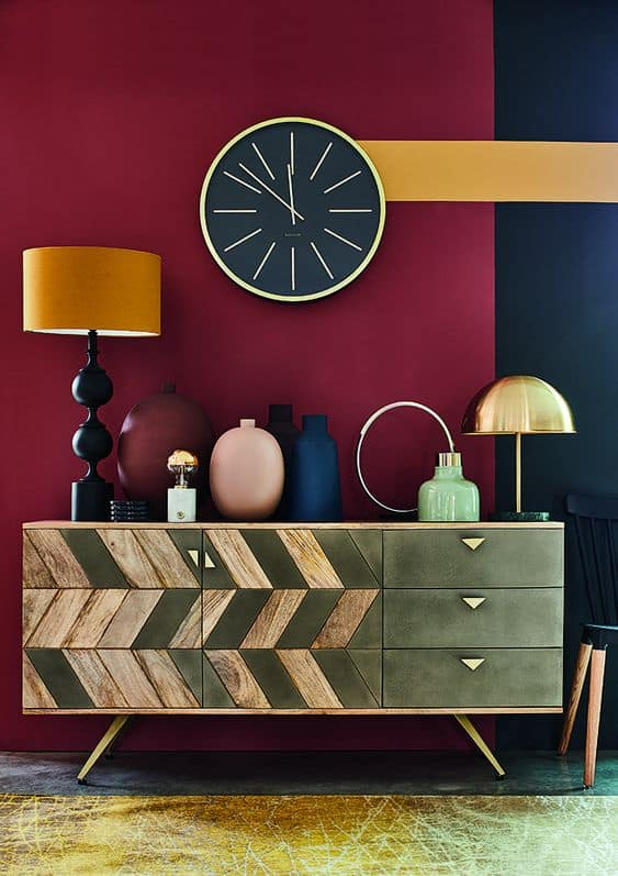 statement decor for living room 2021