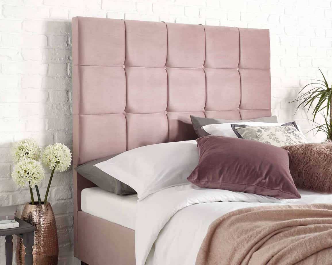 top bedroom trends 2021 upholstered headboards