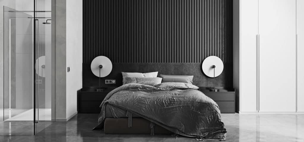 Bedroom Ideas 2022: Hi-Tech Lighting