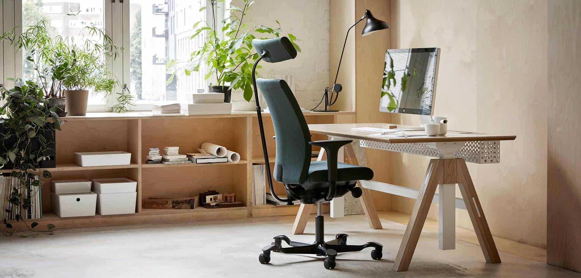 best home office decor 2021 plants