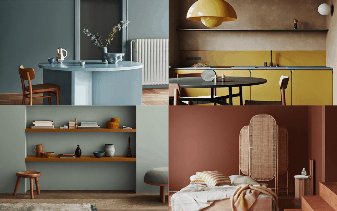 Interior Color Trends 2021: Best Paint Colors to Choose ...