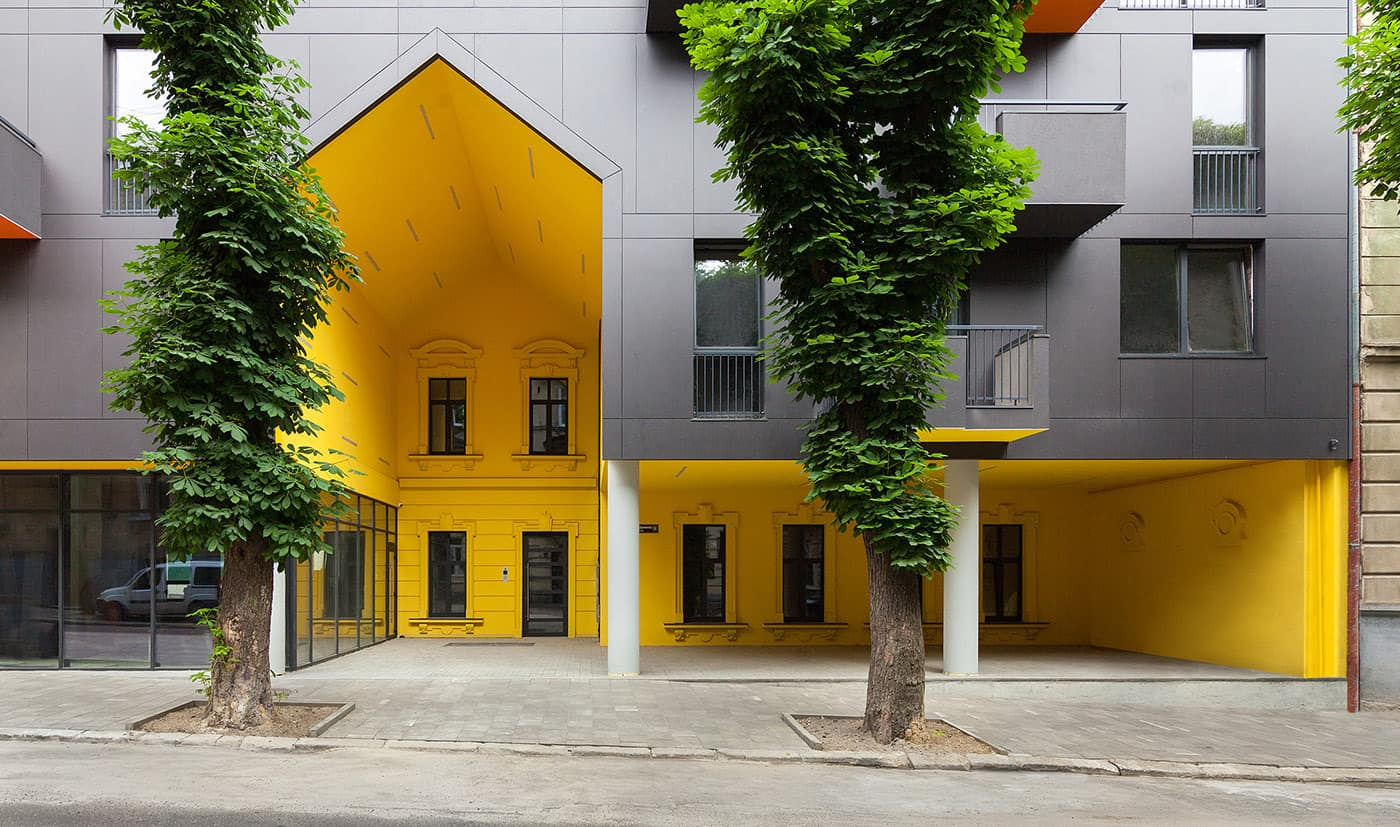creative exterior paint colors 2021 yellow and black color combinations
