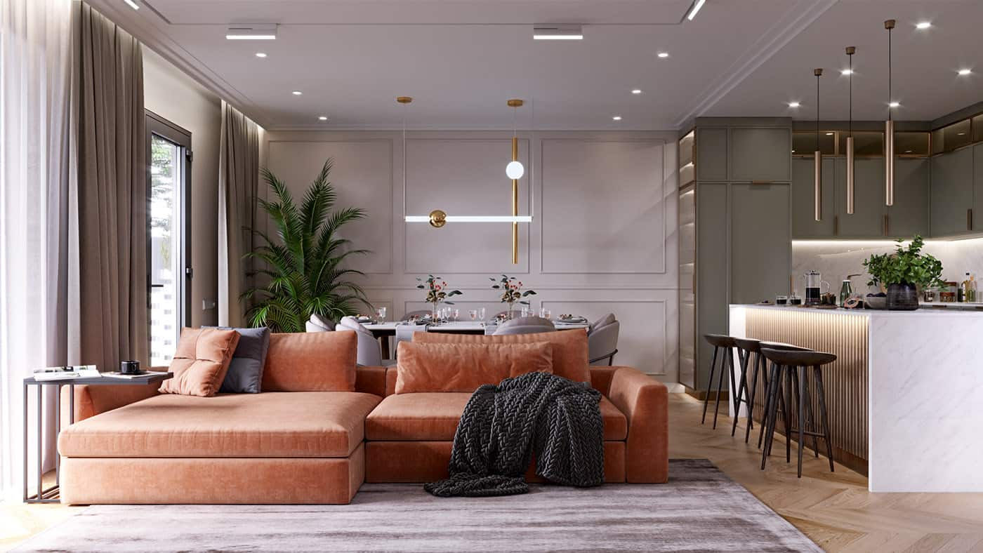 Home Decor Trends 2021: 10 Best Decor Ideas for Interior ... on Trendy Room  id=14173