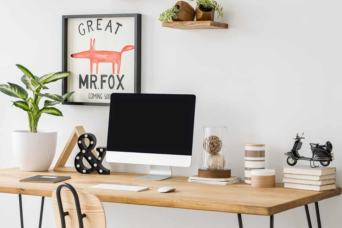 home office 2021 popular styles, creative ideas and colors