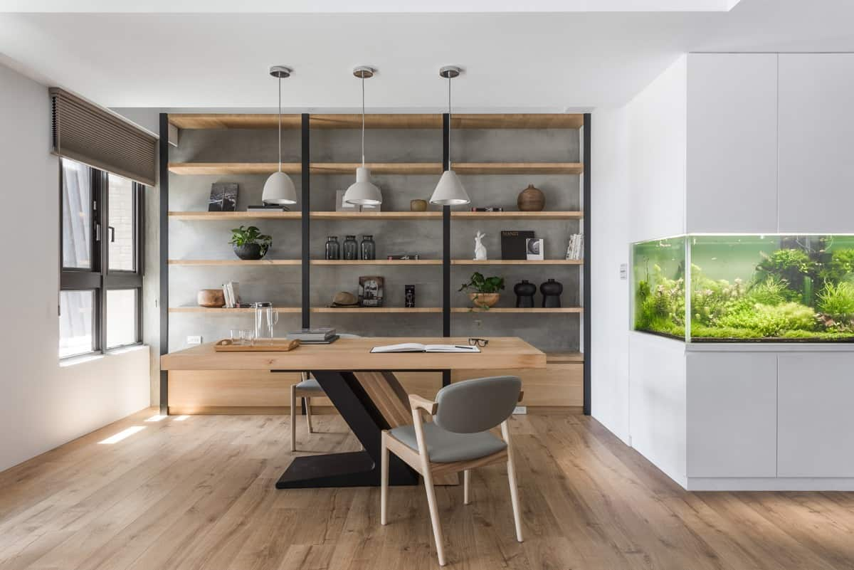 home office 2021 sustainable and eco-friendly design