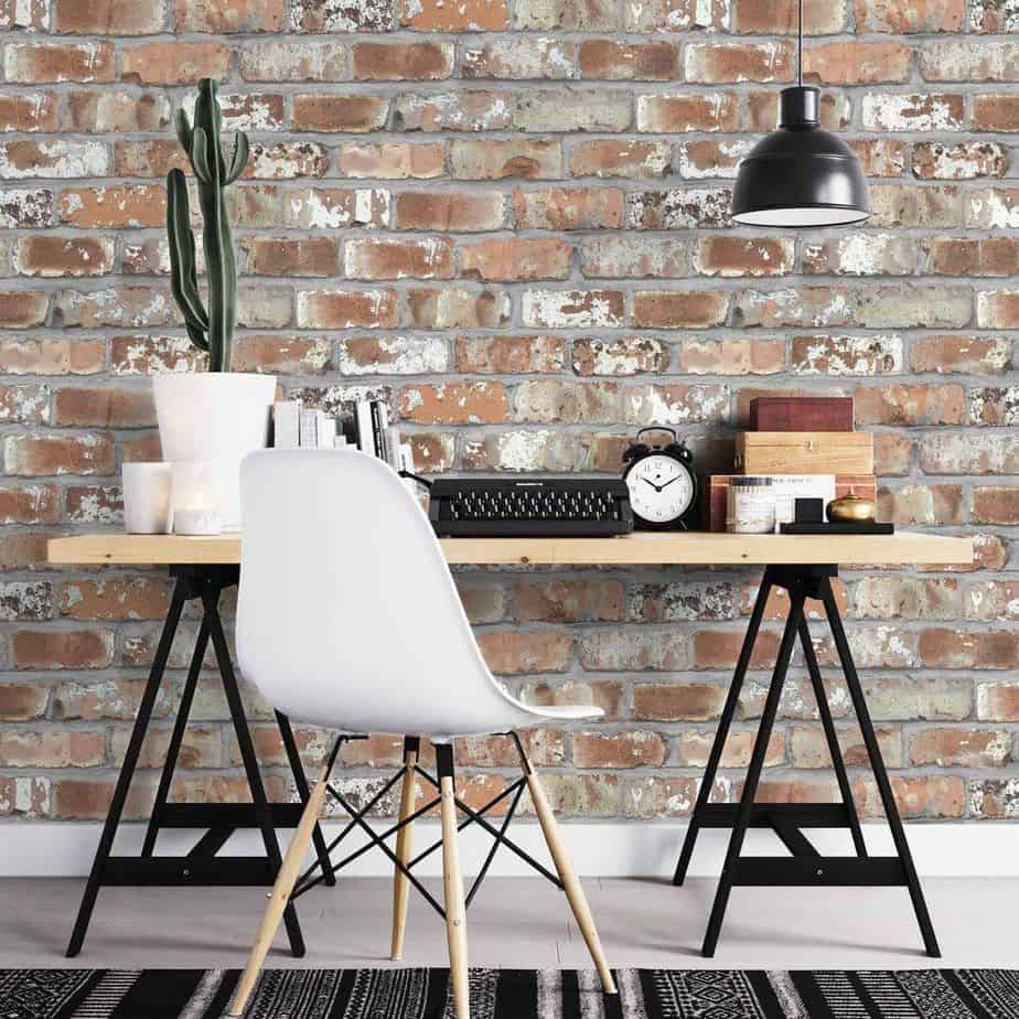 home office design 2021 urban industrial style interior design