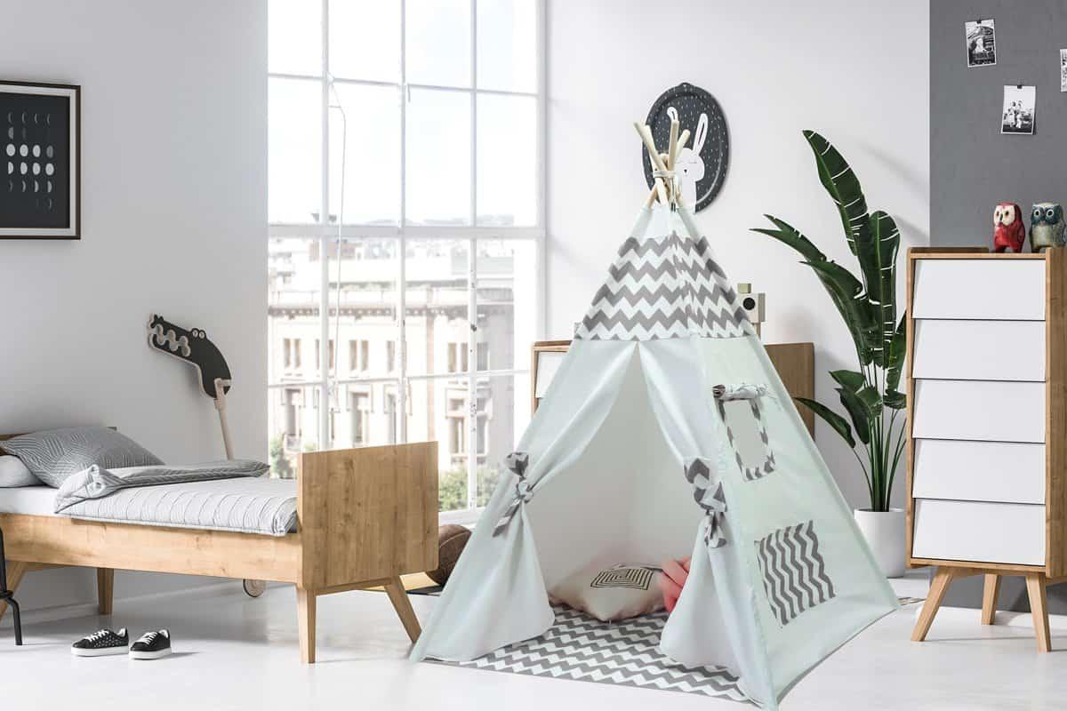 ideas for kids bedroom 2021 teepee tent