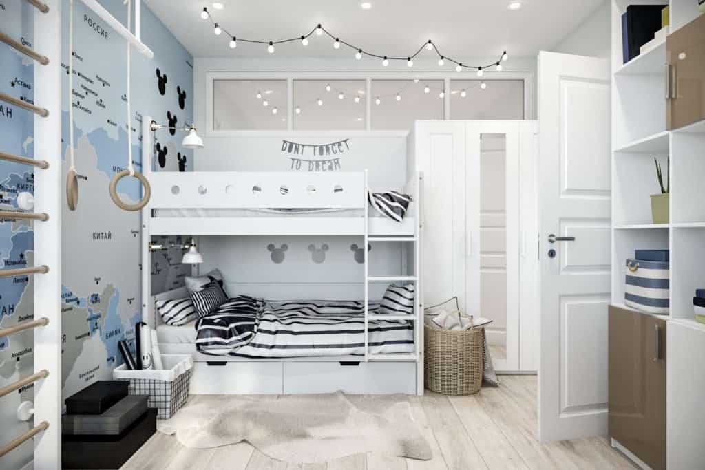 kids bedroom ideas 2021 multifunctional interior design