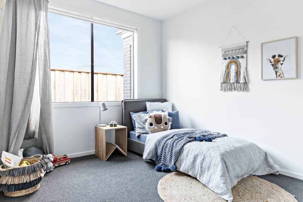 kids room 2021 Scandinavian style interior design