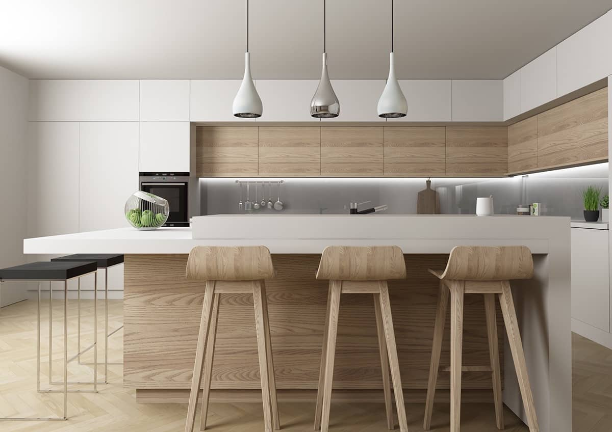 kitchen design trends 2021 minimal style interior
