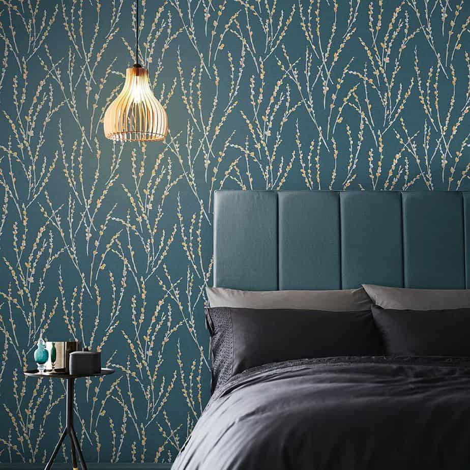modern chintz wallpaper design 2021 bedroom wallpaper