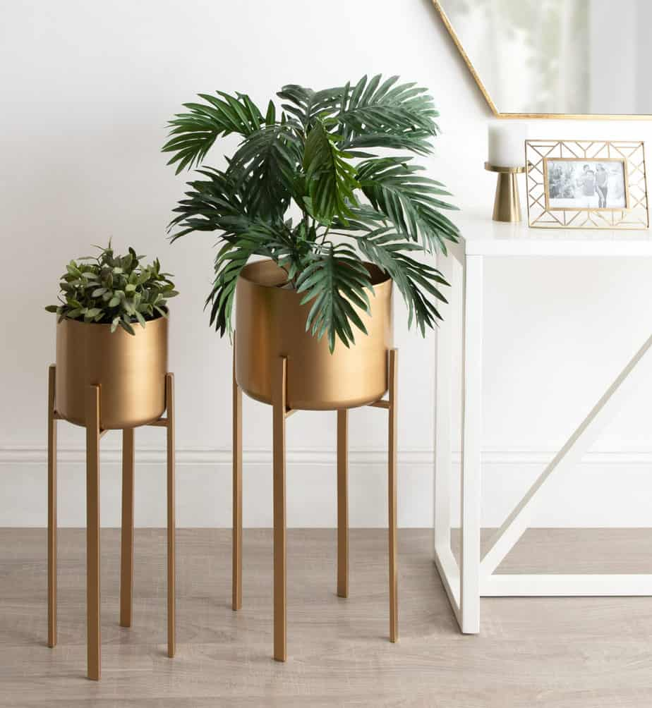 modern home decor ideas 2021 natural plants and greenery