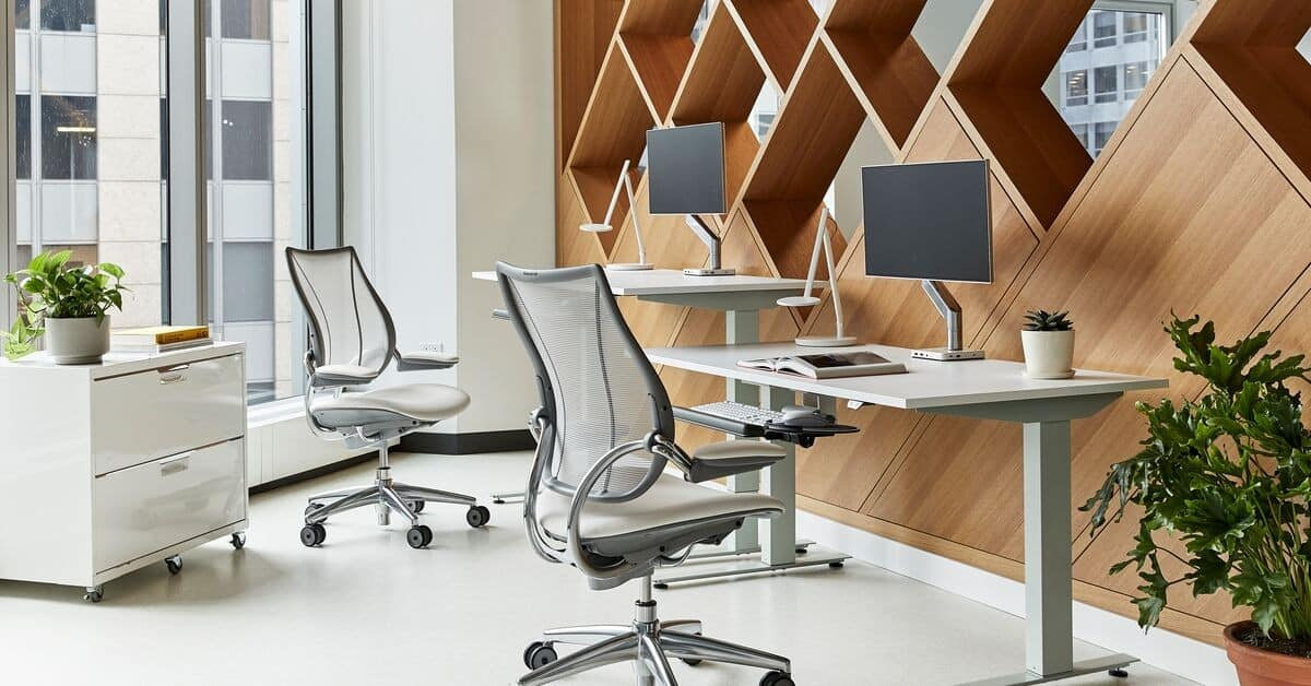 office decor trends 2021 comfortable ergonomic chair