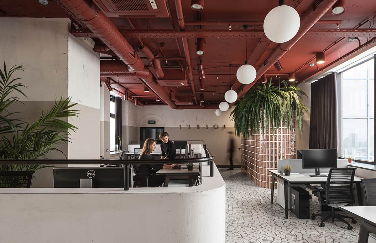office design 2021 color trends