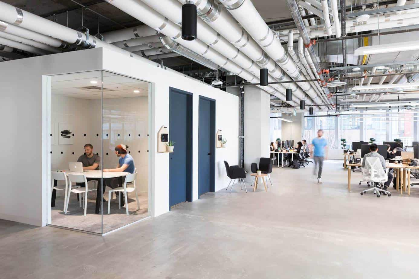 office design ideas 2021 dynamic and flexible spaces
