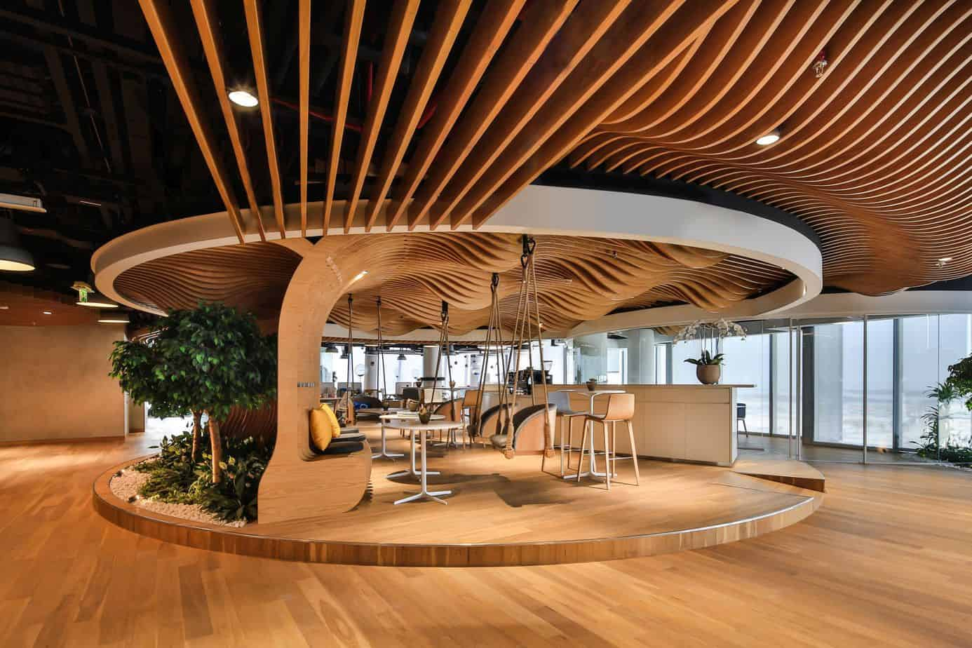 office trends 2021 sustainable design interior