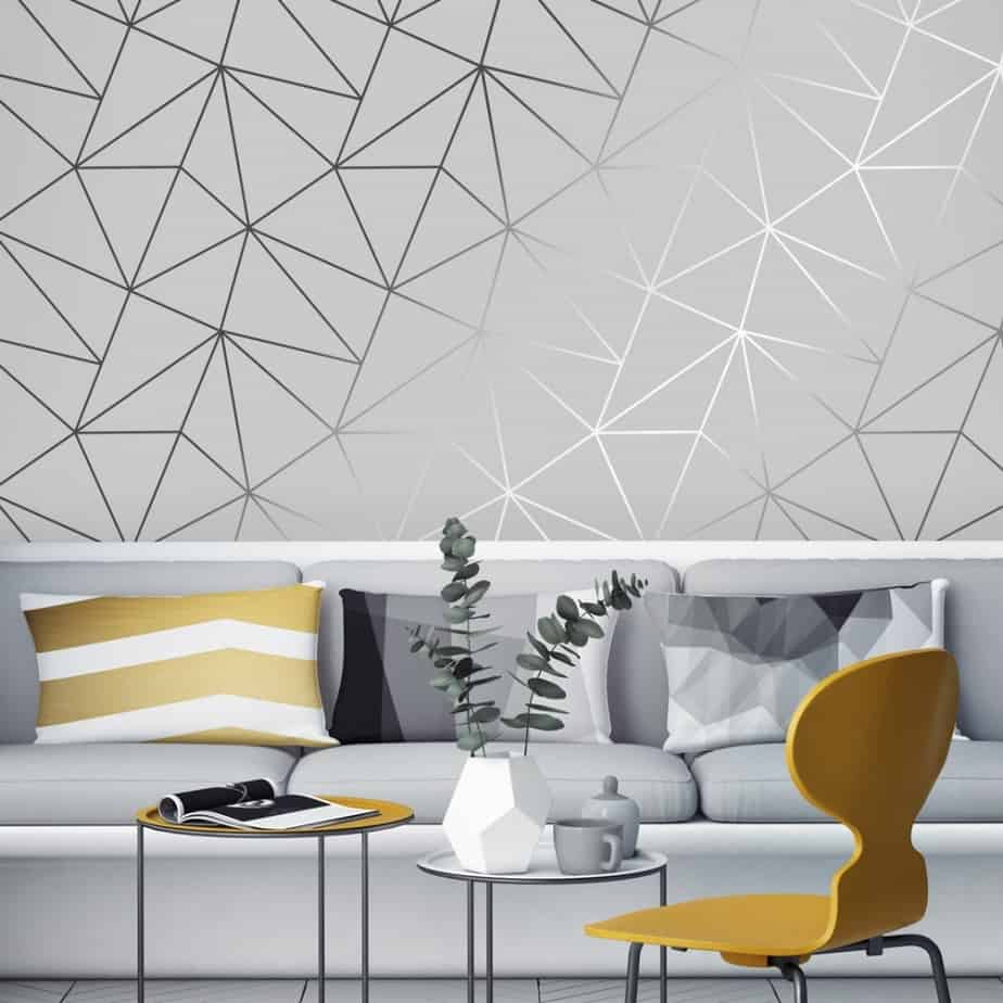 popular wallpaper ideas for 2021 ultra thin geometric patterns and shapes