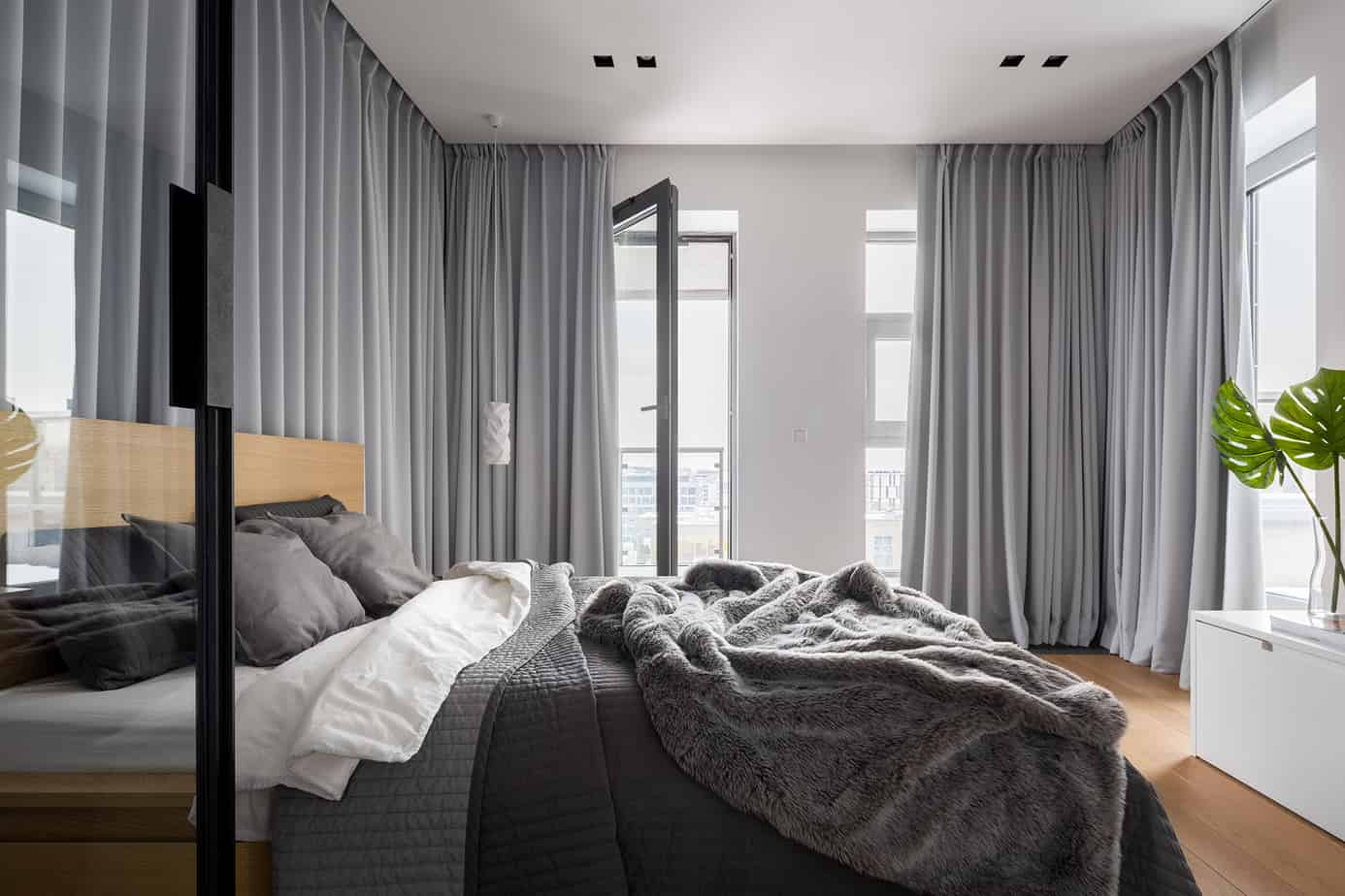 Top 10 Modern Curtain trends 2021 popular ideas, materials, designs and colors