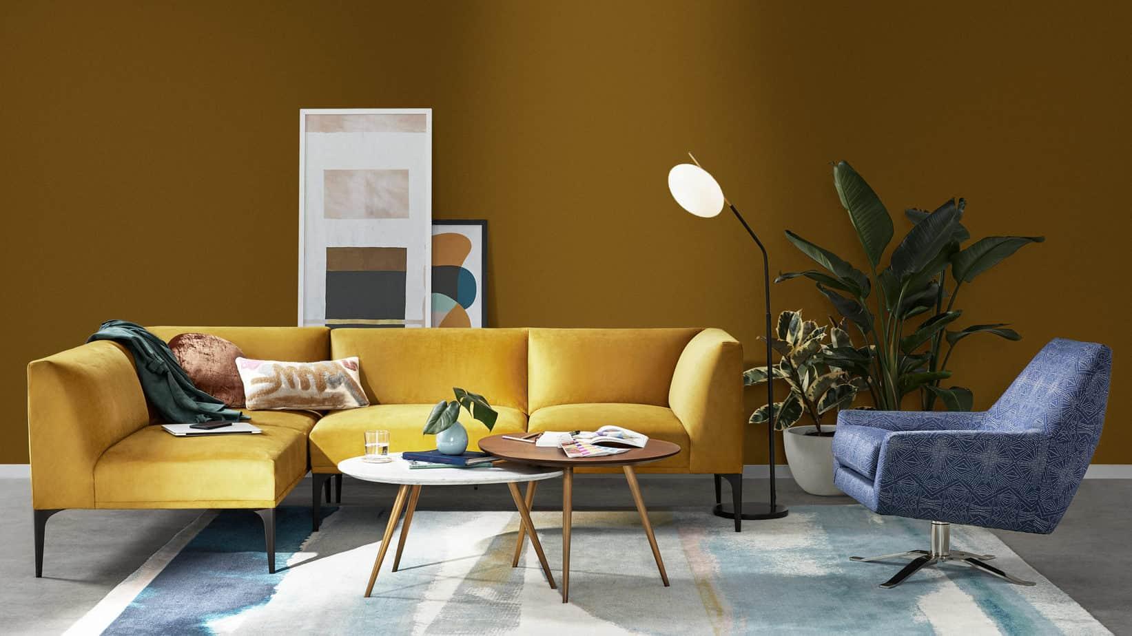 top living room furniture trends 2021 best colors