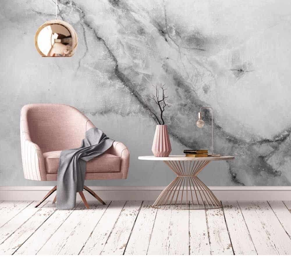 trending wallpaper 2021 3D marble effect wallpaper