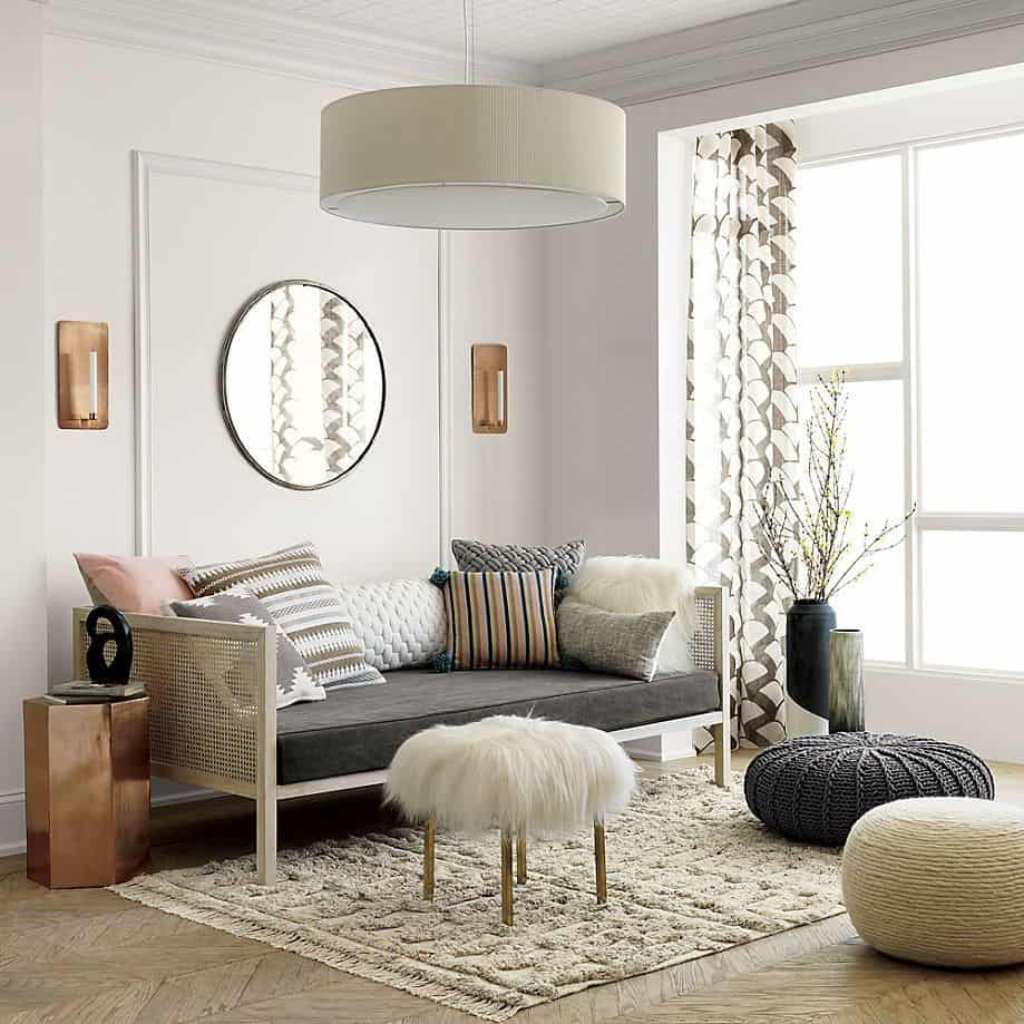 Interior Design Ideas 2022: Rounded shapes