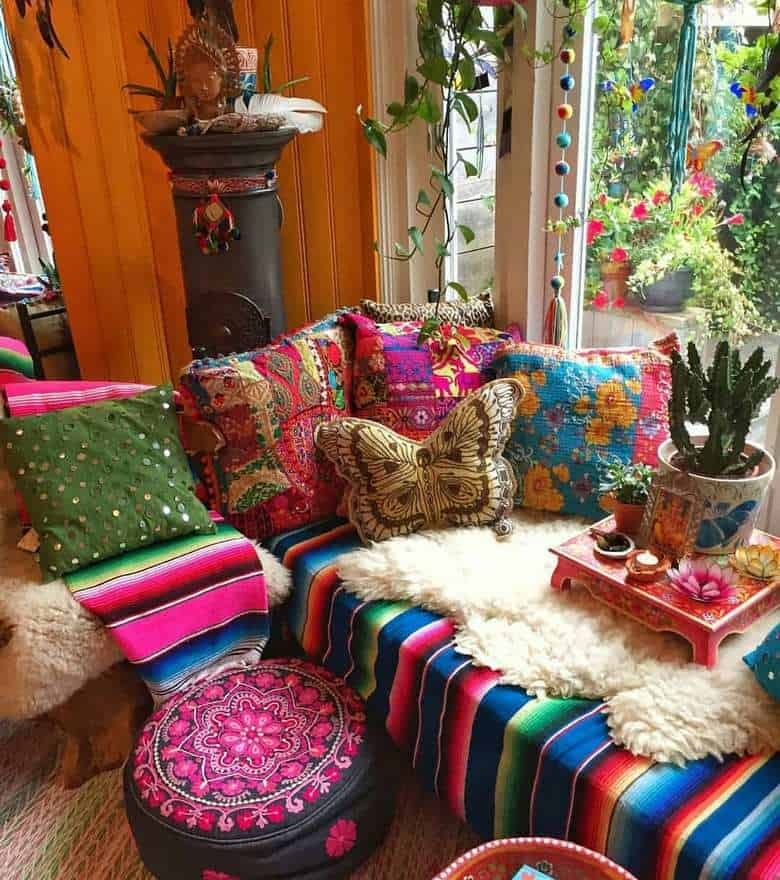 Top 10 Boho Interior Design Timely Tips To Use in Your Interiors