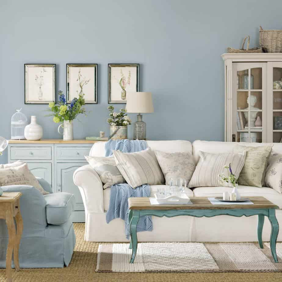 Shabby Chic Interior Design: Shabby Chic Interior Design: 12 Best Ideas For The Coziest