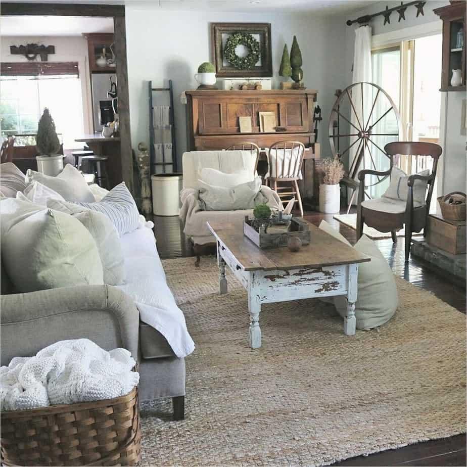 Shabby Chic Interior Design: 12 Best Ideas for the Coziest Interior