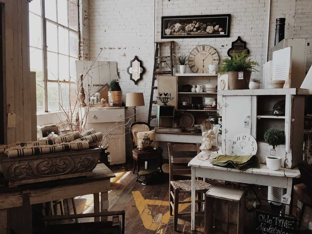 Vintage Interior Design: 12 Effective Tips That You Need to Follow