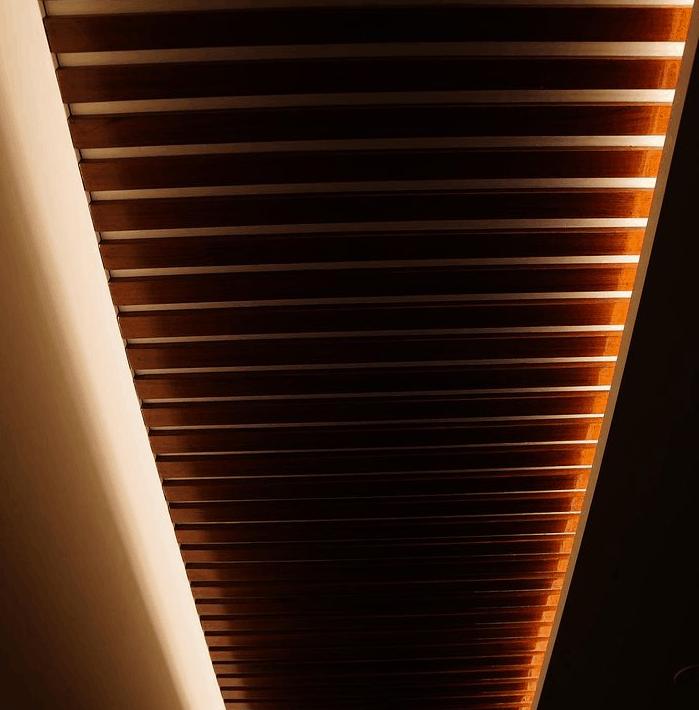 New Ceiling Design 2022: Stretch Metal Shine Ceilings