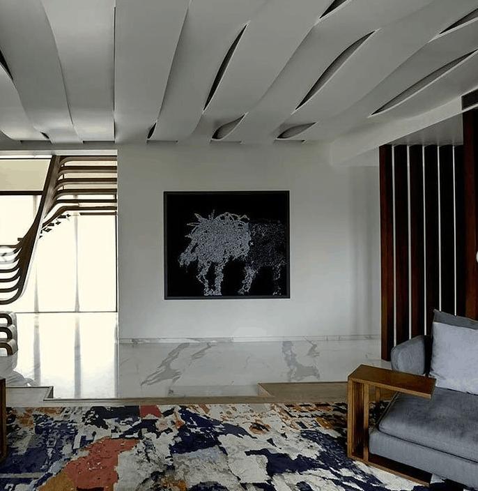 New Ceiling Design 2022: Plastic