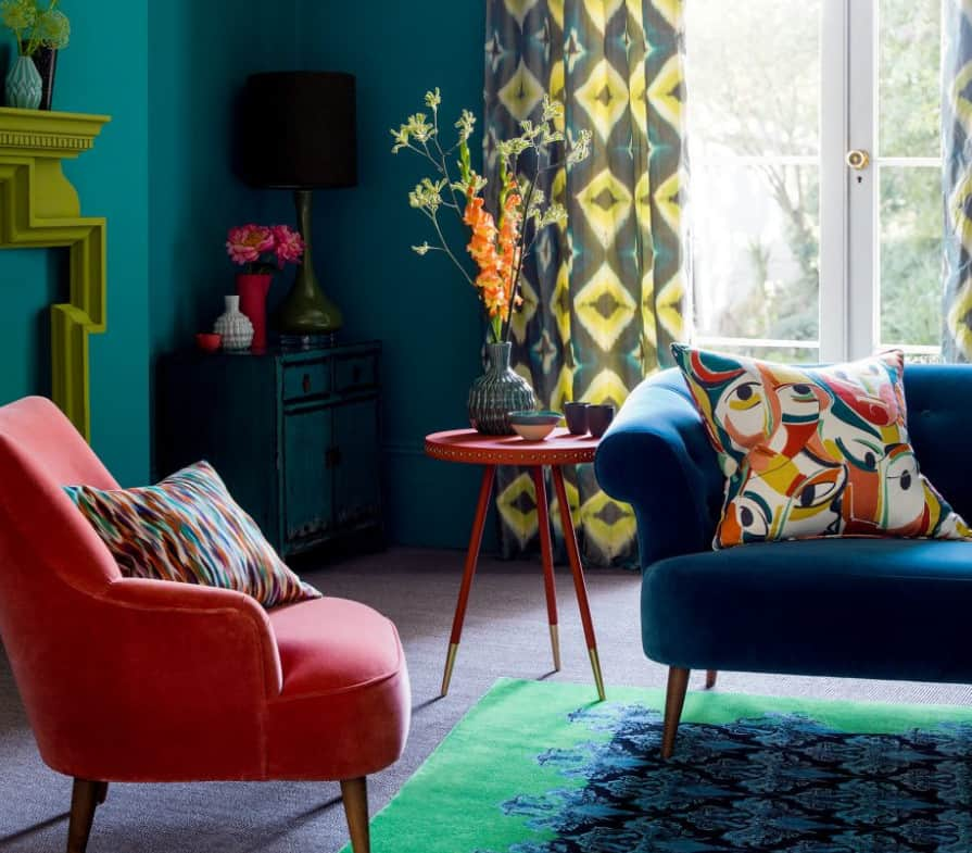 12 Amazing Interior Design Trends 2022: Styles, Decors and Colors
