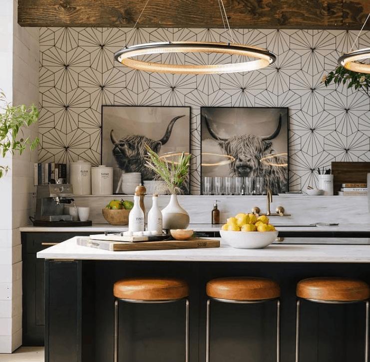Design of the Kitchen Set 2022